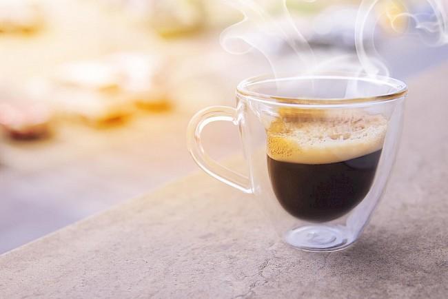 Kawa rozpuszczalna - kalorie, kcal, ile waży
