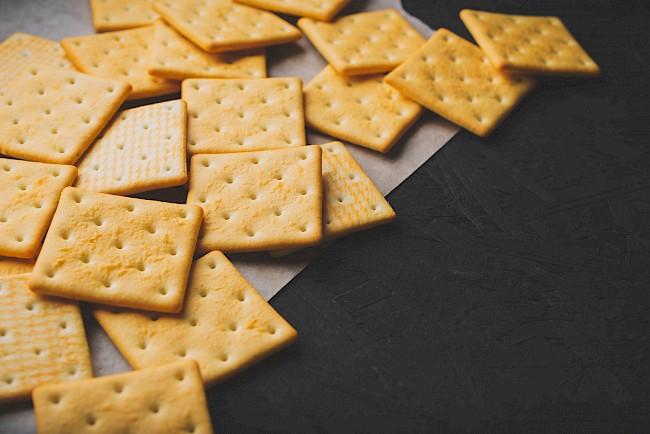 Krakers - kalorie, kcal, ile waży