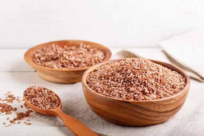 Ryż brązowy - kalorie, kcal, ile waży