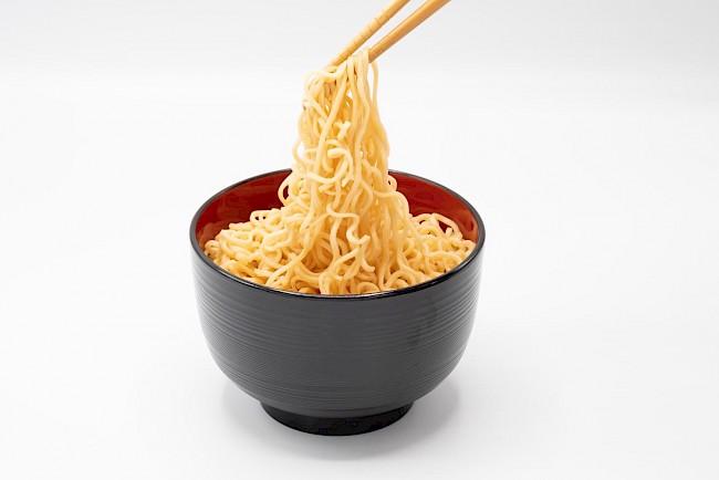 Zupka chińska - kalorie, kcal, ile waży