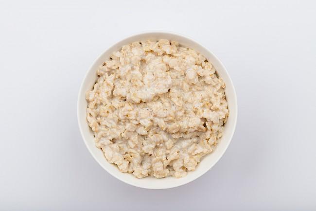 Owsianka (na wodzie) - kalorie, kcal, ile waży