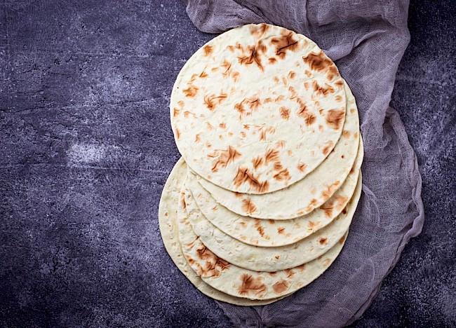 Tortilla - wartości odżywcze, witaminy, minerały