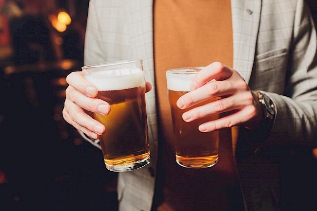 Piwo bezalkoholowe - kalorie, kcal, ile waży