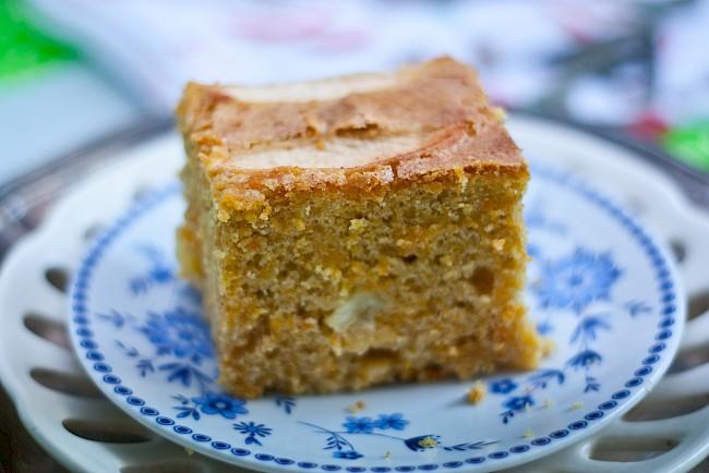 Ciasto marchewkowe - wartości odżywcze, witaminy, minerały