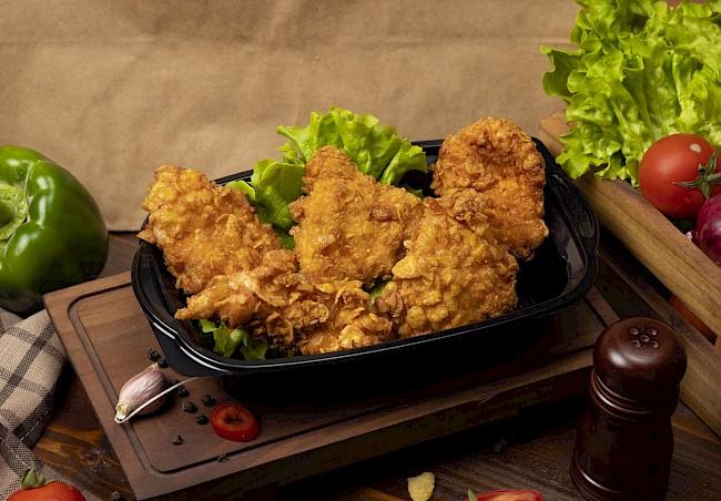 Strips KFC - kalorie, kcal, ile waży